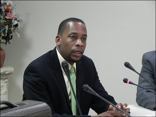 Timothy Antoine Appointed as ECCB Governor