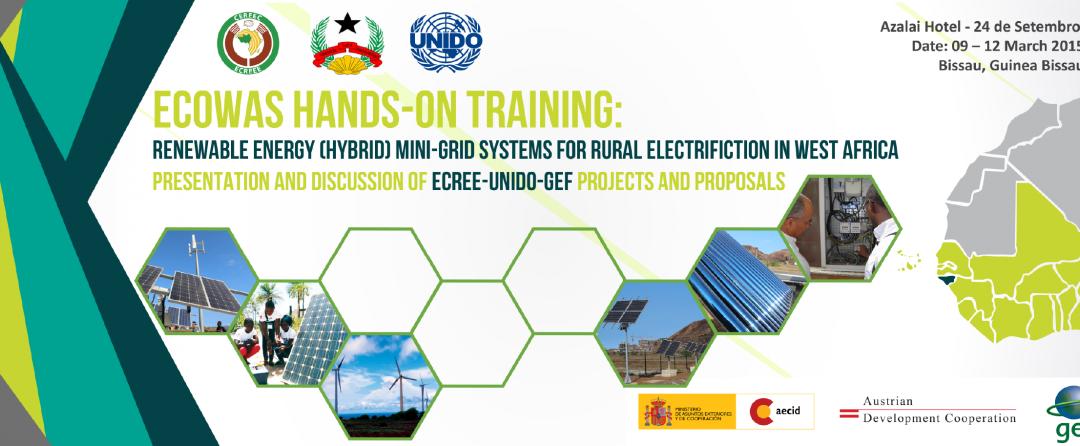 ECOWAS Hands-On Training: Renewable Energy (Hybrid) Mini-grid Systems