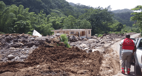Emergency response: Dominica´s recovery