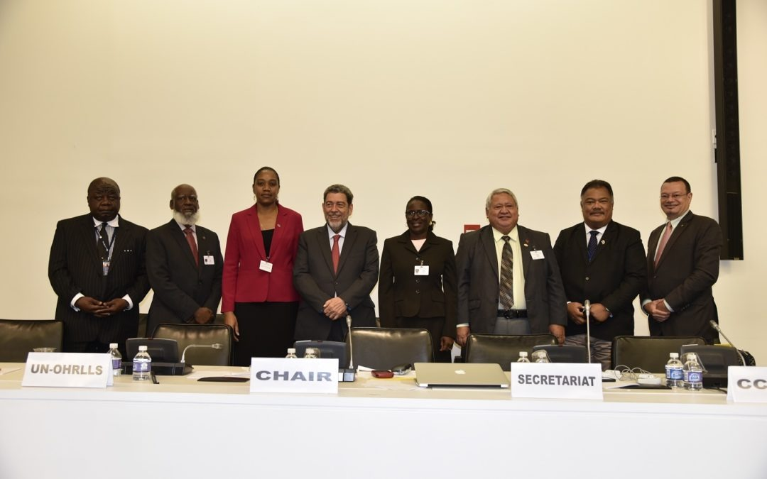 Major UN Treaty comes into force – Small Island leaders say they will not be left behind