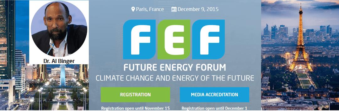 5C's Energy Advisor to Speak at Future Energy Forum