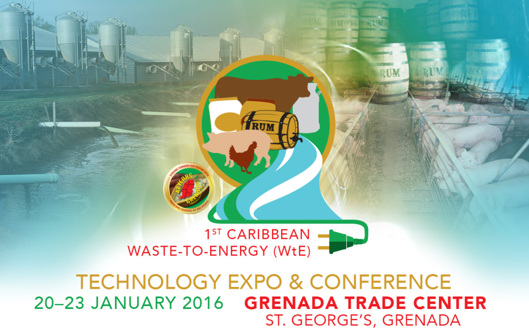 FIRST CARIBBEAN WtE TECHNOLOGY EXPO & CONFERENCE
