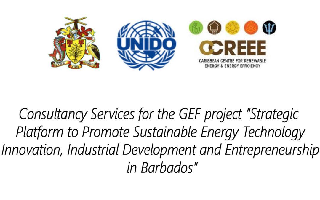 Consultancy Services for the GEF Strategic Platform