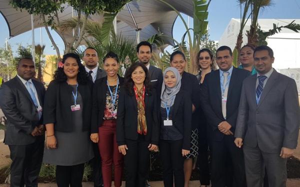 AOSIS Climate Change Fellowship Program